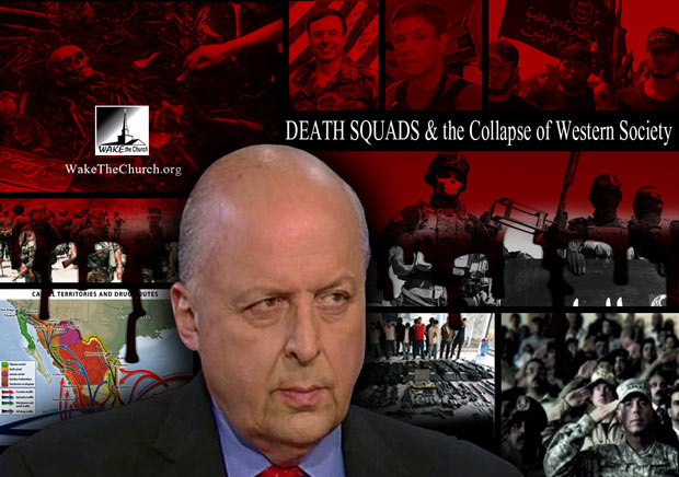 John Negroponte Death squads and the Collapse of Western Society