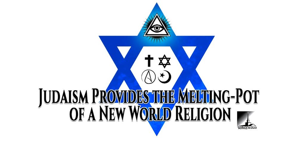 Judaism Provides The Melting Pot Of A New World Religion Wake The