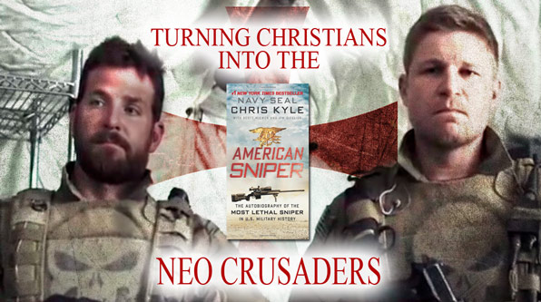 American Sniper and the New Christian Crusaders