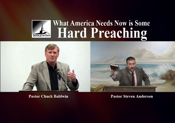 What America Needs Now is Some Hard Preaching
