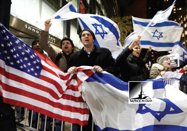 Modern Israel and the Strong Delusion of the Christian Elect