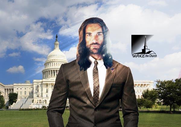 The Political Jesus