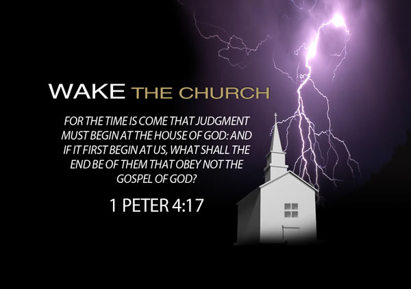 Wake the Church Mission
