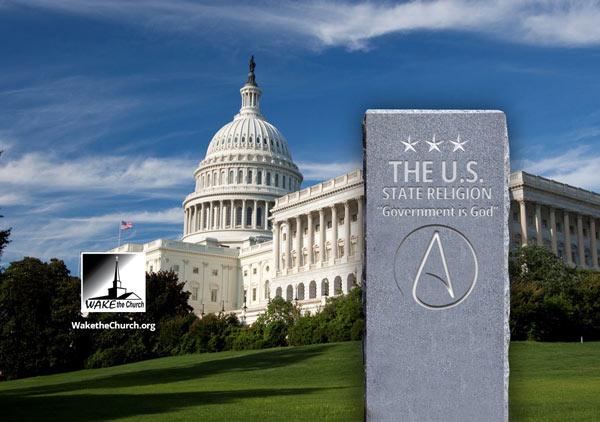 The Real Reason the U.S. Gov Subsidizes Atheism
