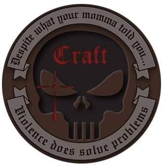 Craft Logo Templar