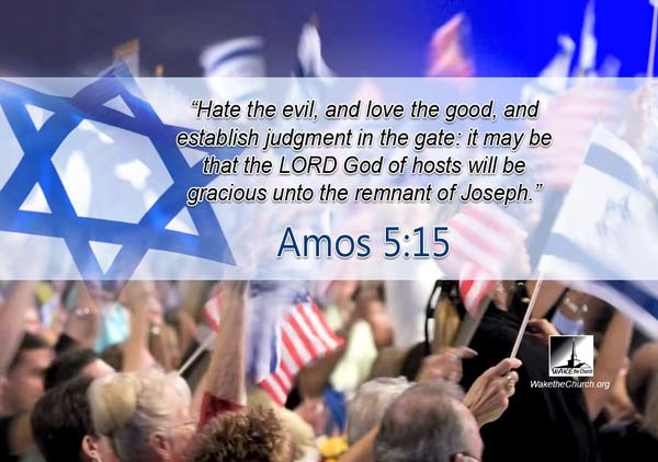 Amos 5:15 The Neo-Judaizers
