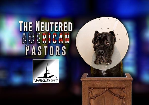 Neutered Pastors